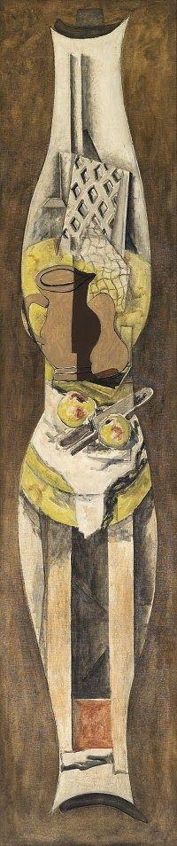 Georges Braque, Nature morte au pichet 1926-1927