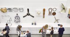 Many vintage #Eames treasures: @vitra  Dive into the history of design at the new Vitra Schaudepot @vitrahaus