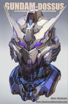 Gundam Wallpapers, Custom Builders, Robot Concept Art, Custom Gundam, Gundam Model, Face Design, Mobile Suit, Dark Souls, Transformers