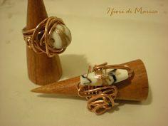 I fiori di Marica: Copper rings