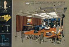 Playboy Townhouse, 1962