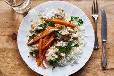 Kochen mit Marley Spoon - Hochwertige Zutaten - Rezepte von Profi-Köchen - Wöchentliche Lieferung - Kochbox Wählen