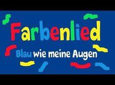 Kinderlieder Sternschnuppe - Farbenlied - Blau wie meine Augen - YouTube