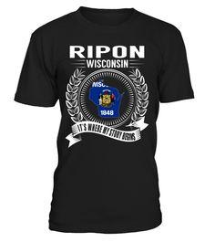 Ripon, Wisconsin - It's Where My Story Begins #Ripon