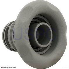 Power Swim Jet Internal, 5-Scallop, Gray
