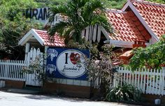 Curacao Westpunt Jaanchies Restaurant by ebuzzmaster, via Flickr. Delicious food!