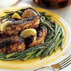 Grilled Balsamic Chicken - excellent!