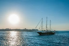 Check out Sailing along the coast by ChristianThür Photography on Creative Market Sailing Ships, Transportation, Coast, Pictures, Photos, Photography, Outdoor, Creative, Check
