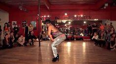 "YANIS MARSHALL HEELS CHOREOGRAPHY ""WHEN WE OOOO"" JANET JACKSON. LOS ANGELES MILLENNIUM DANCE COMPLEX - YouTube"