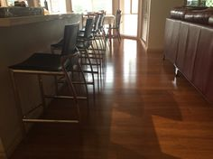 Embelton Kakadu coloured Bamboo flooring & finished off ...