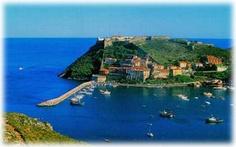 Porto Ercole, Monte Argentario, Costa d'Argento, Maremma, Tuscany, Italy