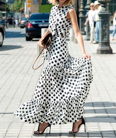 Every Single Kind of Dress You Need This Summer - Maxi from InStyle.com