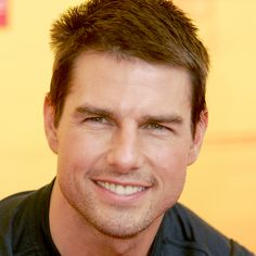 Tom Cruise's Changing Looks - 2004  - from InStyle.com