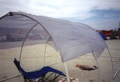 Pvc Shade Structure Plans