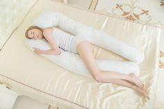 Pregnancy Comfortable Big U Type Pillows Body Pillow for Pregnant Women Best For Side Sleepers Removable Big Pregnancy Pillow Body Pillow Pillowcase, Pregnancy Pillow, Maternity Pillow, Prenatal Massage, Body Pillow Covers, Body Pillows, U Shaped Pillow, Shape Of Your Body, Comfortable Pillows