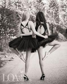 ballet best friends #BestFriends #Ballerina #Dance