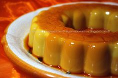 Baileys Pudding / Pudim Flan Baileys