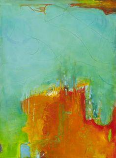"Saatchi Art Artist Martha Wakefield; Painting, ""BOSTON"" #art"