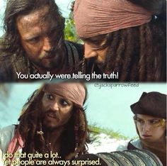 this is so like me and my family Jack Sparrow Funny, Jack Sparrow Quotes, Captain Jack Sparrow, Really Funny Memes, Stupid Funny Memes, Funny Relatable Memes, Haha Funny, Funny Facts, Narnia