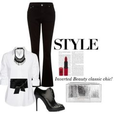 Classic Style for the Inverted Beauty! FIND STYLES THAT FLATTER THE INVERTED BEAUTY! @ANGELABSIMMONS