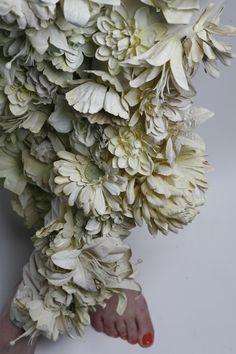 coraliebonnet:  Flower trouser// Coralie Bonnet