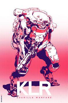 KLR - Guerilla Warfare, Brian Sum on ArtStation at https://www.artstation.com/artwork/1kRa2