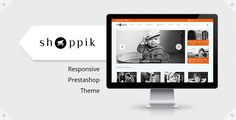 Shoppik is a creative Prestashop Theme with Clean Design, it suits perfect for your online shop. Shoppik is Fully Responsive Template built on Bootstrap Framework