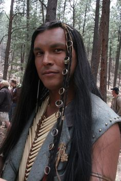 Adam Beach in Comanche Moon  → For more, please visit me at: www.facebook.com/jolly.ollie.77