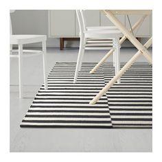 IKEA STOCKHOLM rug, flatwoven