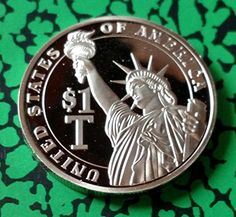 Coin Collecting, Silver Plate, Liberty, Coins, Plating, Eagle, Challenges, The Unit, Personalized Items