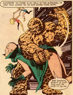 Jerry Bingham, Marvel Two-In-One #62