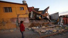 Terremoto en Chile: Cada seis minutos hay una réplica #Peru21