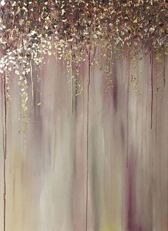 Large Abstract Canvas Art Oil PaintingWall Art Gold Leaf Art Large Wall Art Red Painting Original Artwork Canvas Art by Julia Kotenko - Abstract Canvas Wall Art - Ideas of Abstract Canvas Wall Art Glitter Kunst, Glitter Art, Abstract Canvas Art, Oil Painting Abstract, Art Feuille D'or, Grand Art Mural, Gold Leaf Art, Painting With Gold Leaf, Painting Flowers