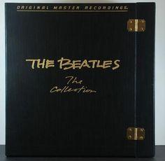 Half-speed master recordings. Beatles.
