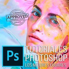 Tutoriales Photoshop, los mejores lugares by La Grafiteca