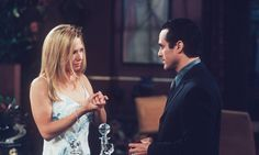 Carly Benson & Sonny Corinthos: In 2000, back when Carly looked like Sarah Brown, she married Sonny to avoid having to testify against him. In this case, it worked out for both of them, as they fell in love - and he helped her get baby Michael's father, AJ Quartermaine, to sign over parental rights.  #GH