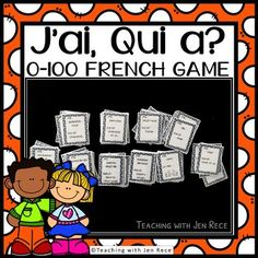 Teachers know we have to make learning fun to be meaningful, and this cooperative french number game does just that! Students use their listening, reading and speaking skills in order to complete the game as a team, all while reviewing french number words (0 to 100). Teaching Plan, Teaching Resources, Communicative Competence, French Numbers, Language Immersion, Language Proficiency, Number Words, Number Games, Teaching French