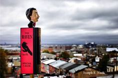 The Raven Special Lager, brewed by the Baltimore Washington Beer Works, is named after Baltimore's literary genius, Edgar Allan Poe