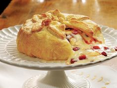 Baked Brie is always a must-make at our house for the holidays.