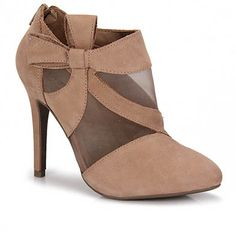 Ankle Boots Ramarim 13-76104 - Nude
