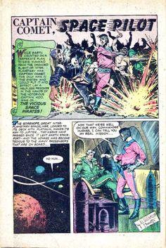 Al Williamson frank frazetta | ... with: Frank Frazetta Al Williamson Hero Captain Comet Comic Book
