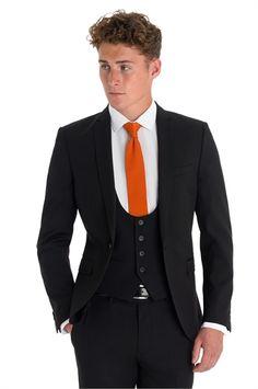 Islington Plain Blue 3 Piece Slim Fit Suit | 002) Blue Suits