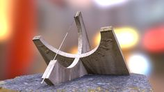 Arena Sundial by Joanna Migdal and Edwin Russell by public-art.uk