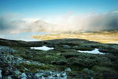 A shot during the ascent to Muen, a small Mountain in the Venabygsfjellet, a plateau between Ringebu in Gudbransdalen and Folldal in Hedmark. Beautiful Scenery, Nature Photography, National Parks, River, Mountains, Architecture, Outdoor, Beauty, Landscapes