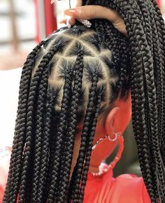 hairstyles natural hairstyles with weave hairstyles guide braid hairstyles hairstyles black women hairstyles little girl hairstyles with afro puff bun hairstyles african american Box Braids Hairstyles, Braided Hairstyles For Black Women, Baddie Hairstyles, Braids For Black Hair, African Hairstyles, Girl Hairstyles, Hairstyles 2018, Protective Hairstyles, Braid Hair