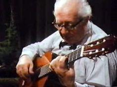 Andres Segovia  GOLD standard classical guitar