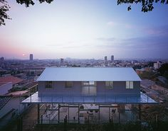 Tato Architects l  House in Rokko , Kobe Japan l Europaconcorsi