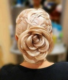 Intricate Wedding Updo Hairstyles   Full Dose