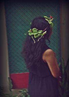 is me Miranda #Loveflowers