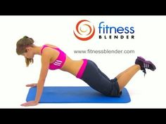 20 minutes. 20 Minute Home Upper Body Workout Routine - Fitness Blender Workout to get Toned Arms